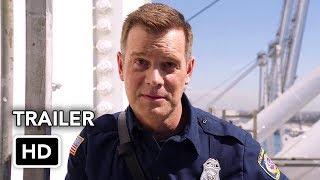 9-1-1 (FOX) Trailer HD - Ryan Murphy drama series