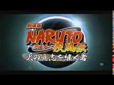 Naruto Shippuden pelicula 3 ::: la cuarta guerra ninja trailer 3