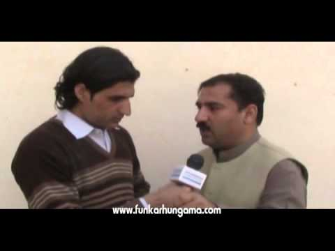 Zahirullah Babjee Interview In Pashto By Abdulwali (tasweertv)  2013 video