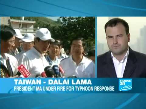 Taiwan: President Ma Ying-jeou approves Dalai Lama visit