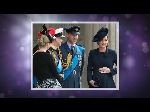 Kate Middleton Attends Final Public Events Before 2nd Baby