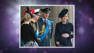 Kate Middleton Pregnancy: Duchess Schedules Events Before Second Baby Arrives