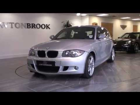 Lawton Brook BMW 118d M Sport For Sale