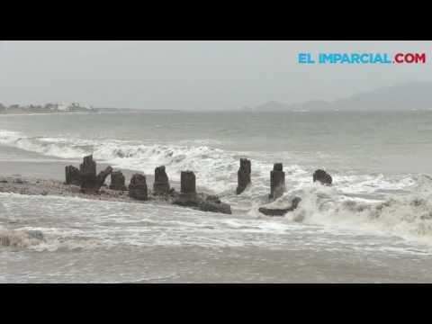 Se forma depresión tropical en el Pacífico mexicano