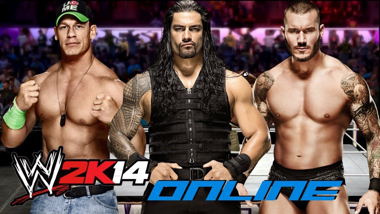 John Cena vs Seth Rollins  Tables Match TLC and Stairs