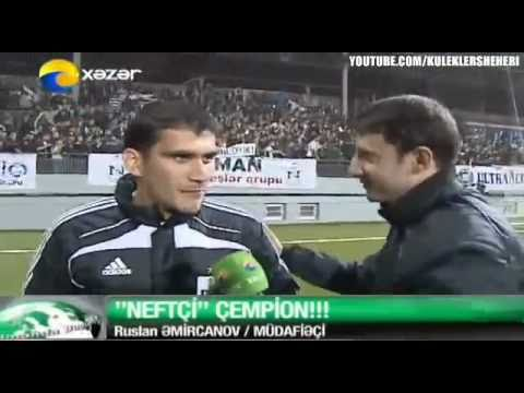 Part 2 of Neftchi's joy and celebrations. Interview with Neftchi players and coach Arif Asadov. GOTTA LOVE DENIS SILVA'S PHRASE in AZERI!