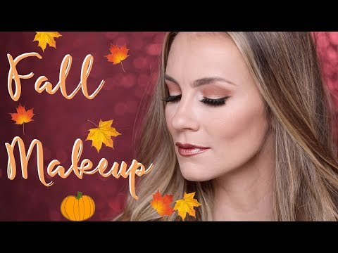 Fall Makeup Tutorial 2018 (Easy!)   Angela Lanter
