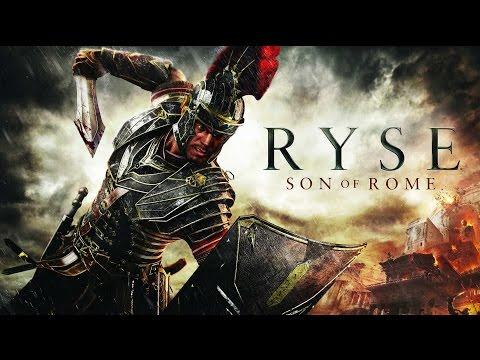 RYSE SON OF ROME. O FILME DUBLADO