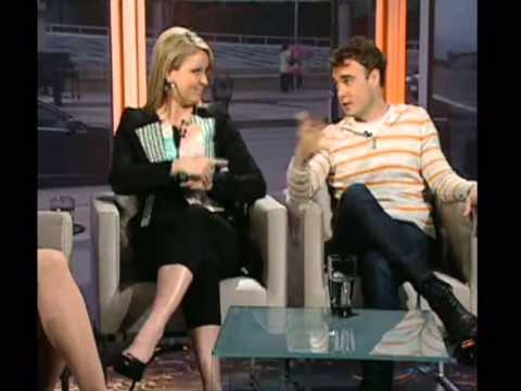 Amanda Tapping on The Rush Livestream April 9, 2013: Will there be a Sanctuary Movie?