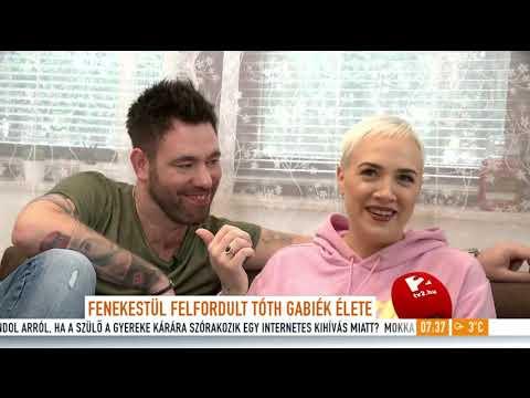 Tóth Gabi beismerte: Veszélyben volt terhessége utolsó heteiben