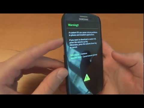 How to un-root & flash a stock ROM - Samsung Galaxy S III - GT-I9300 - By TotallydubbedHD