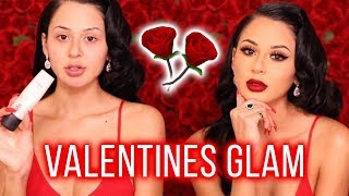 VALENTINE'S DAY GLAM