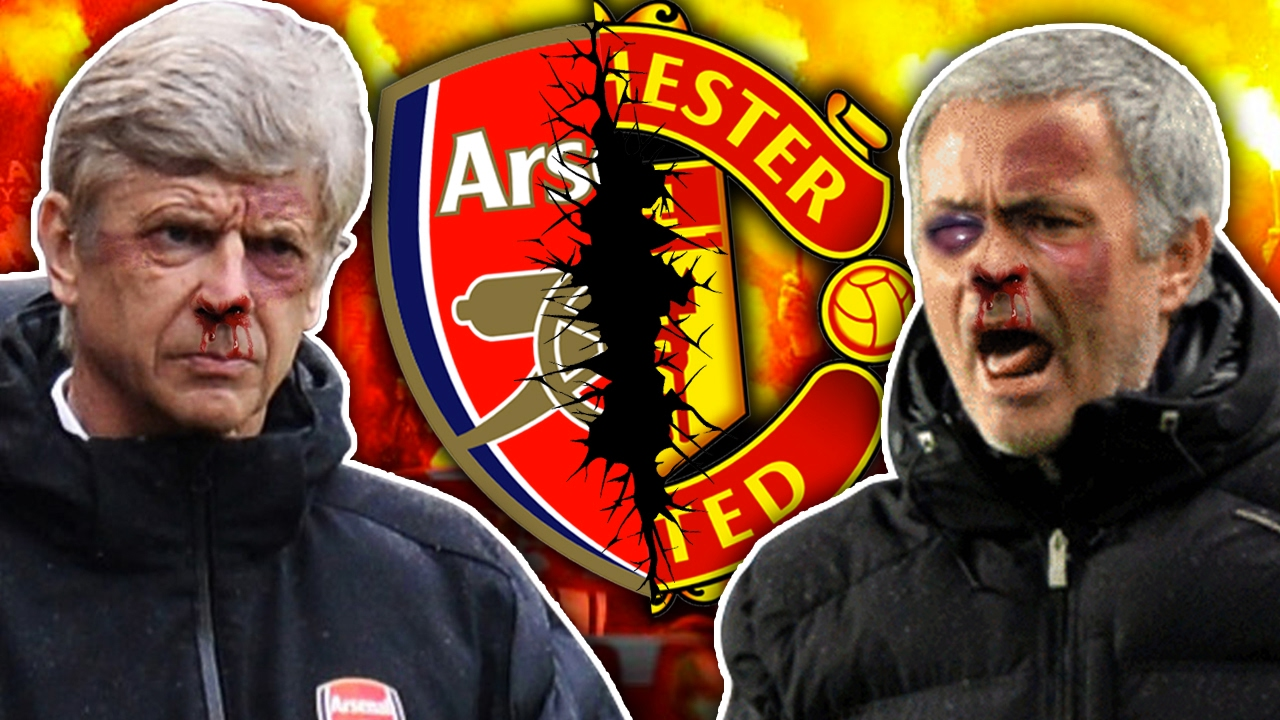 10 Managers Who HATE Each Other!