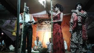 भाग -6 नवल रागिनी में मधुर गीत  राजन कला पार्टी संगीत  खुटहन जौनपुर (विश्वनाथ नौटंकी)9794218985