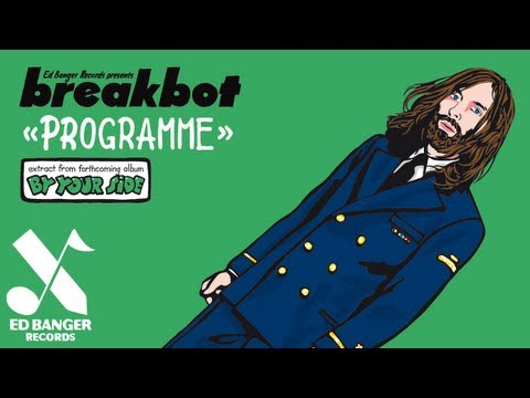 Breakbot - Programme
