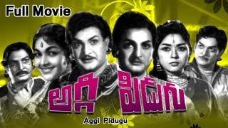 Aggi Pidugu Full Length Telugu Movie