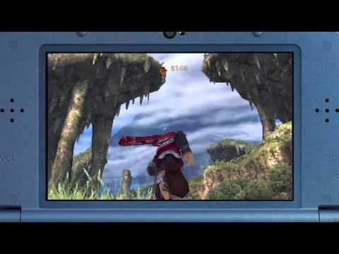 【3DS】『ゼノブレイド』が新型ニンテンドー3DS専用で発売&PVが公開