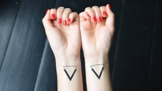 30 Gorgeous Minimalist Tattoo Ideas