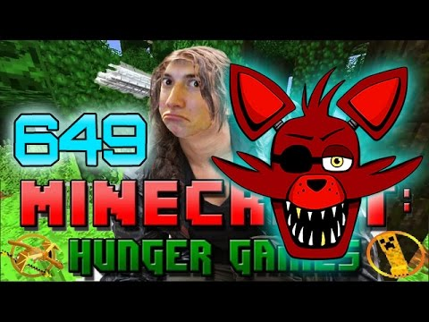 Minecraft: Hunger Games w/Bajan Canadian! Game 649 - Five Nights at Freddy's Hunger Games!