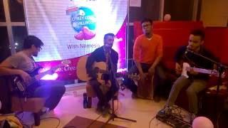 Kobe-Nemesis live acoustic