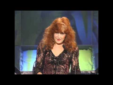 Bonnie Raitt Inducts Ruth Brown in 1993