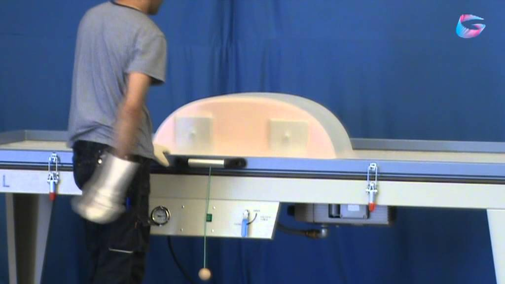 Thermoforming Process Video Thermoforming Process of