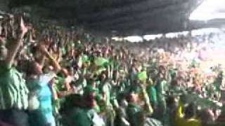 Salamanca vs Real Betis (Stereo Love)