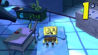 SpongeBob: Truth or Square Playthrough Part 1 - Introduction