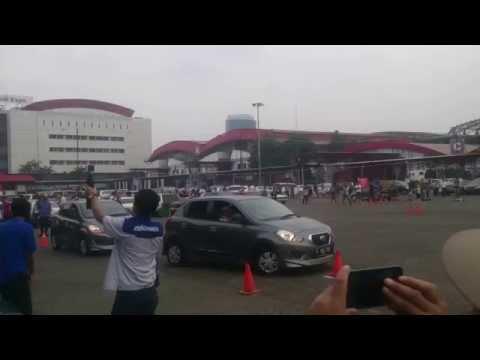 Datsun Go Panca Drifting at Datsun Day 2015