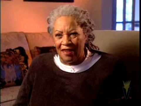 Toni Morrison Talks About Her Motivation For Writing Video
