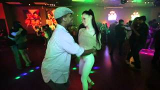 04/18/15 - DC Bachata Masters - Social Dance - Brandon and SILVIA