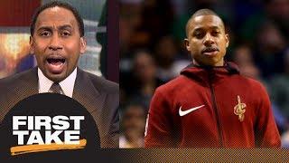 Celtics beat Cavs, Stephen A. Smith says Isaiah Thomas should