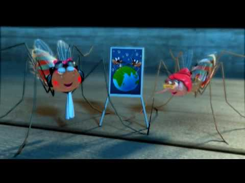 Buzz & Bite Malaria Prevention Campaign - spot 1 - English (East African)