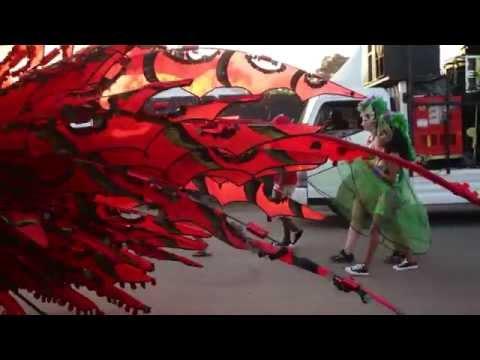 Trinidad: Carnival - Playing Mas