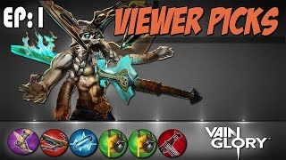 Burst Krul | Vainglory Viewer Picks Ep. 1