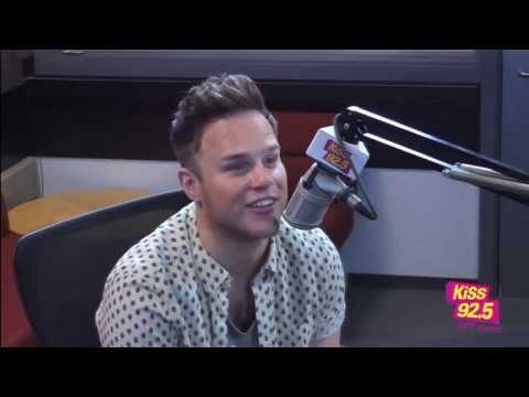 Olly Murs Compares His Fame In The Uk To North America | Interview Part 1 | Kiss 92.5 video