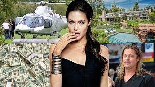 Angelina Jolie's Lifestyle ★ 2018