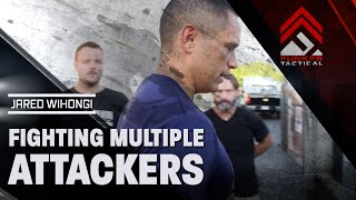 How To Deal with Multiple Attackers!  For real...