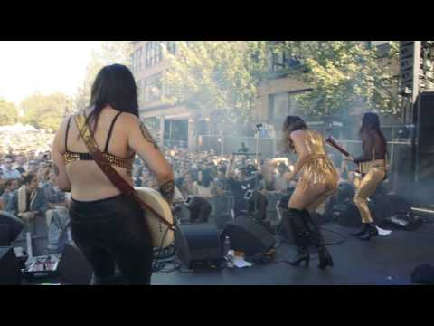 THUNDERPUSSY  The Cloud  Live at Capitol Hill Block Party 2016
