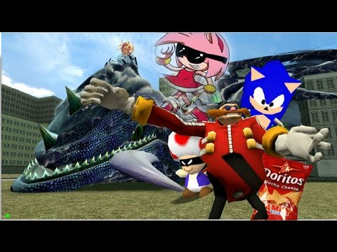 Sonic the derphog: The Evilness of Eggman(?)
