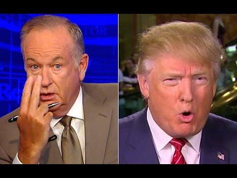 Bill O'Reilly Challenges Trump On Muslim Ban