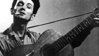Watch Woody Guthrie Jackhammer Blues video