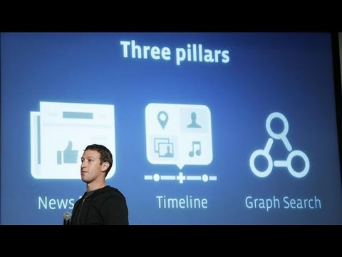 Facebook Graph Search: Is This Mark Zuckerberg's Money-Maker?