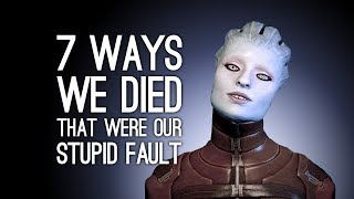 7 Ways We Died That Were Our Own Dumb Fault