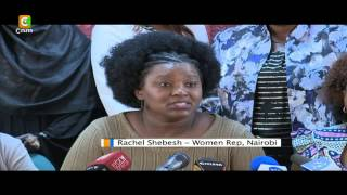 Women Parliamentarians Take Issue with Speaker Justin Muturi