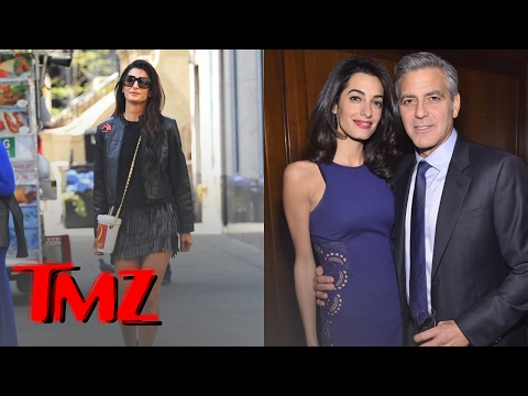 George Clooney Has A Really Hot Sister In-Law!