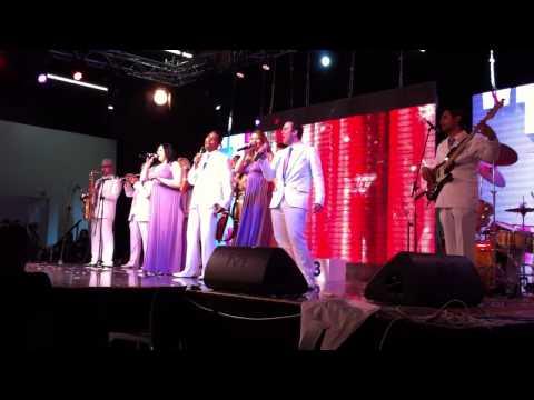Nati Gale & Cleopatra Band [Live @ Ganei Hataaruha Tel aviv 25-01-11]