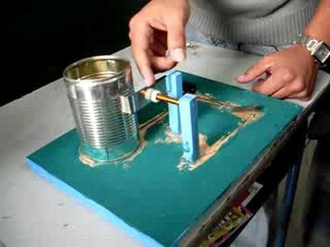 Experimento Timbre Electromagnético