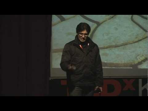 Photographing the wild: Ghulam Rasool at TEDxKinnaird