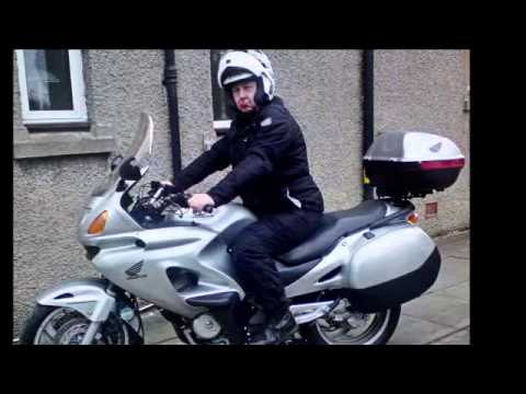 Honda Deauville 650 Youtube